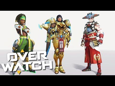 Neue Skins ab 23 Januar! | OVERWATCH