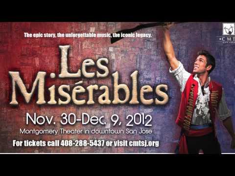Les Misérables (the musical) radio commercial - CMT San Jose