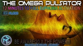 READY IN 12: THE Most Powerful EUPHORIA Meditation 20 X THE POWER |3D ASMR Binaural Isochronic Tones
