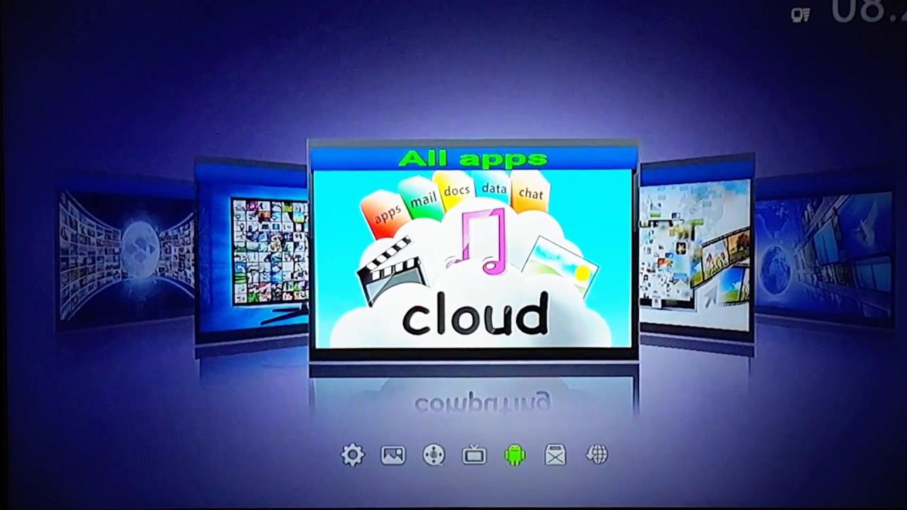 IPTV 4K UHD 2 4/5G SET-TOP BOX