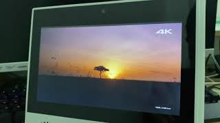 Test video 1080 trên máy tính bảng jowave