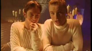 Boyzone:  Video Shoot  - Love Me For A Reason