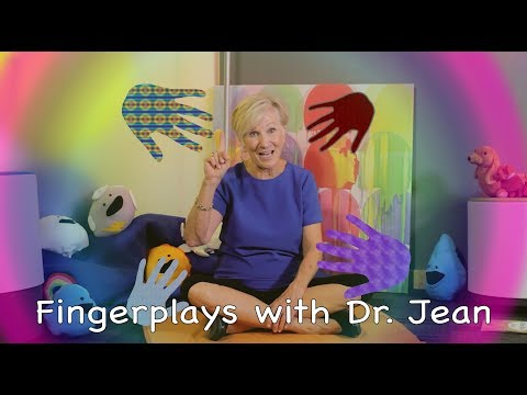 Fingerplays with Dr. Jean