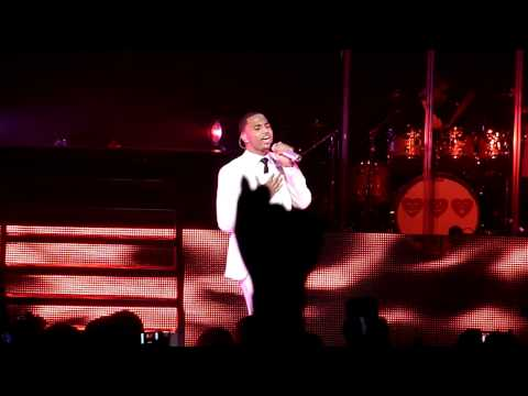 Trey Songz- Red Lipstick Live Detroit
