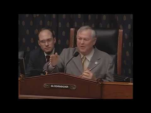 Rohrabacher: Baltic States? The Cold War is Over! 22 Mar 2017