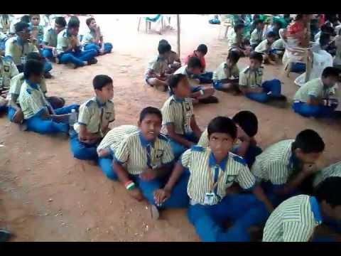 Svb school bathukamma song nirmala lalitha
