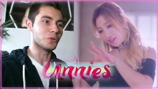 UNNIES   - Right MV Reaction Minzy