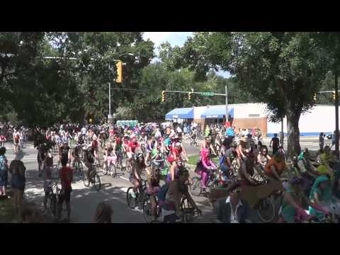 This is Fort Collins Colorado - This is Tour De Fat ! August 31 2013