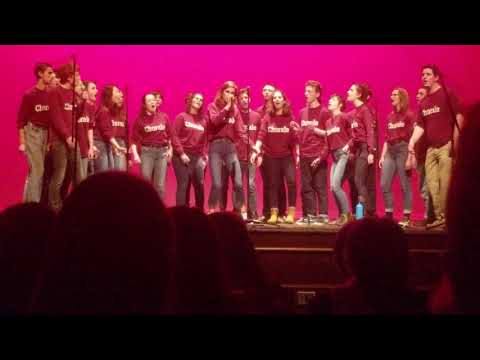 "Amherst Chorale Sings ""Skyfall"" For Local Chord Bowl"
