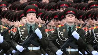 Военный парад в Москве - 2012