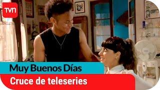 El secreto que une a Un Diablo con Ángel con La Colombiana | Muy buenos días