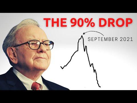 Warren Buffett - The Incoming 90% Stock Market Collapse?!?