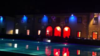 3D Projection Mapping at Villa Le Pavoniere, Italy Thumbnail