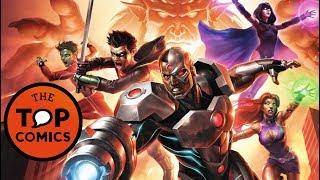 Todo lo que debes saber de Teen Titans