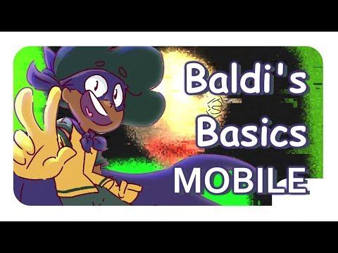 Jake Plays (BOOTLEG) Baldi's Basics On Mobile Phone