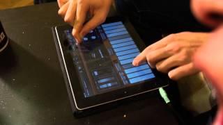 DUBSTEP LIVE (GarageBand iPad)