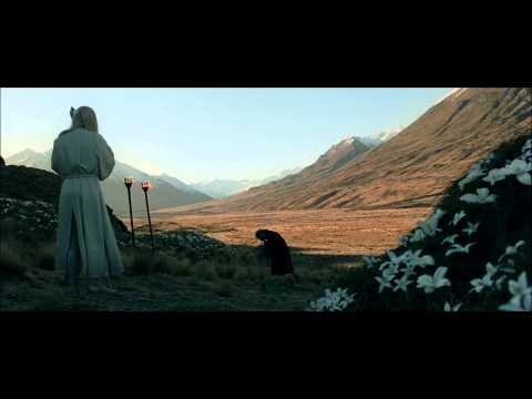 LOTR The Two Towers - Simbelmynë on the Burial Mounds