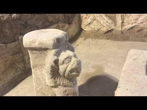 Θεσσαλονίκη: Μνημειώδες εύρημα στα έργα του μετρό -Η κύρια κρήνη που ξεδιψούσε την πόλη
