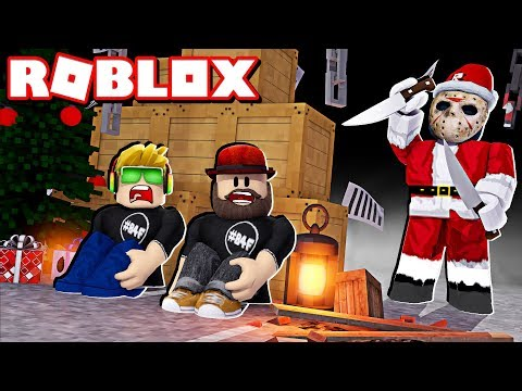 SANTA IS A SNEAKY ASSASSIN in ROBLOX