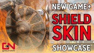 God of War New Game+ Shield skin Showcase