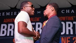 Adrien Broner Loses to Shawn Porter by Unanimous Decision.