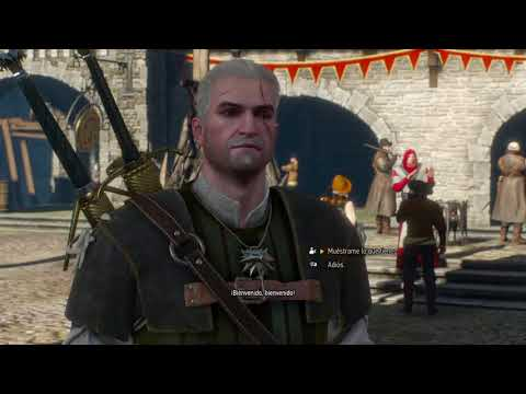MERCADER QUE MEJOR PAGA THE WITCHER 3