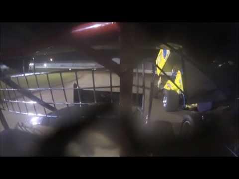 Onboard Dodge County Speedway 7/7/17 MSA Sprint Car A Main