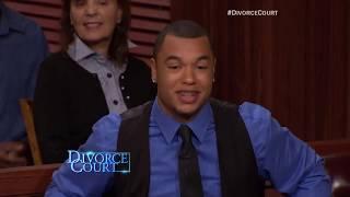 Classic Divorce Court: He Won't Shower