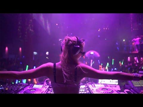 Paris Hilton Foam & Diamonds Opening Party @ Amnesia Ibiza 2016