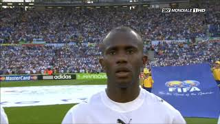 Anthem of Ghana v Italy FIFA World Cup 2006