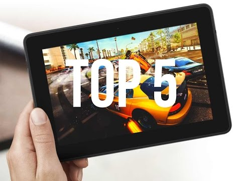 Top 5 Best Budget Tablets ( Early 2015)