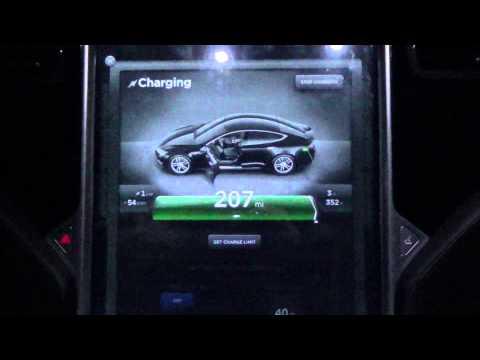 Tesla Motors Range Loss At