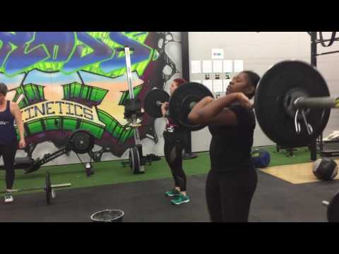 Crossfit Kinetics - Daily Evening Classes