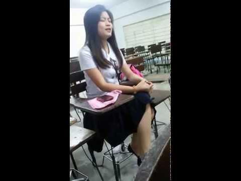 Amazing Filipina singing Chandelier + Let it go