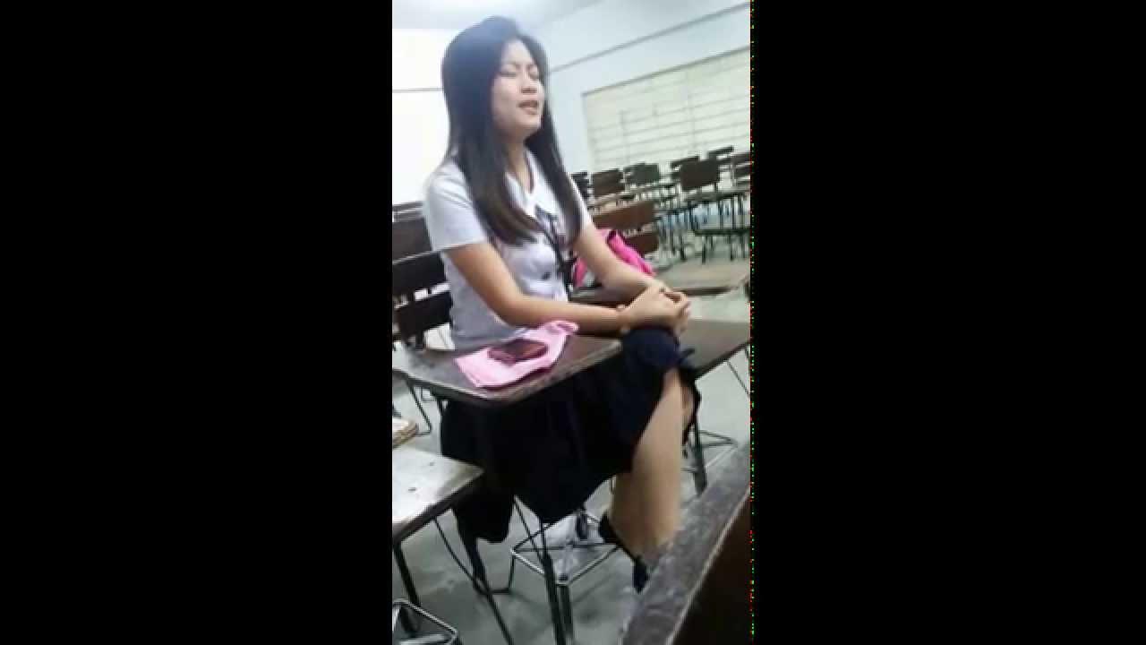 Amazing Filipina singing Chandelier + Let it go - YouTube