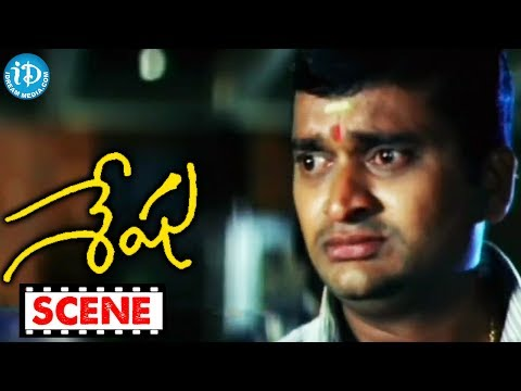 Sheshu Movie - Rajasekhar Best Scene