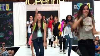 COOL BLUE TALENT GALLERIA MALL FALL FASHION SHOW HI-LITES