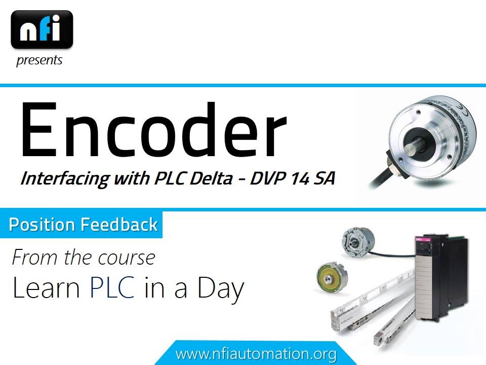 encoder position feedback