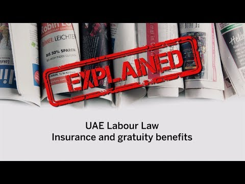 Explained:  UAE Labour Law termination benefits