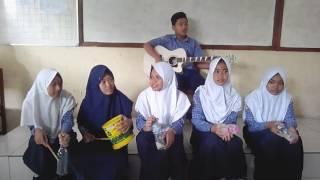 Musikalisasi puisi Berita Kepada Kawan SMP 16 SEMARANG