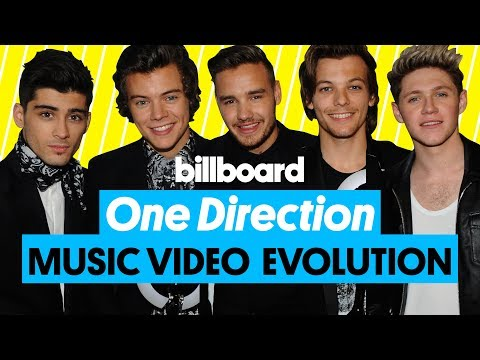 One Direction Music Video Evolution: 'What Makes You Beautiful' to 'History'   Billboard Mp3