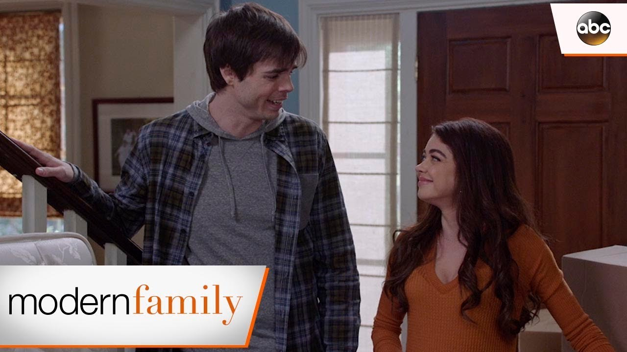 Haley And Dylan S Relationship Modern Family Youtube