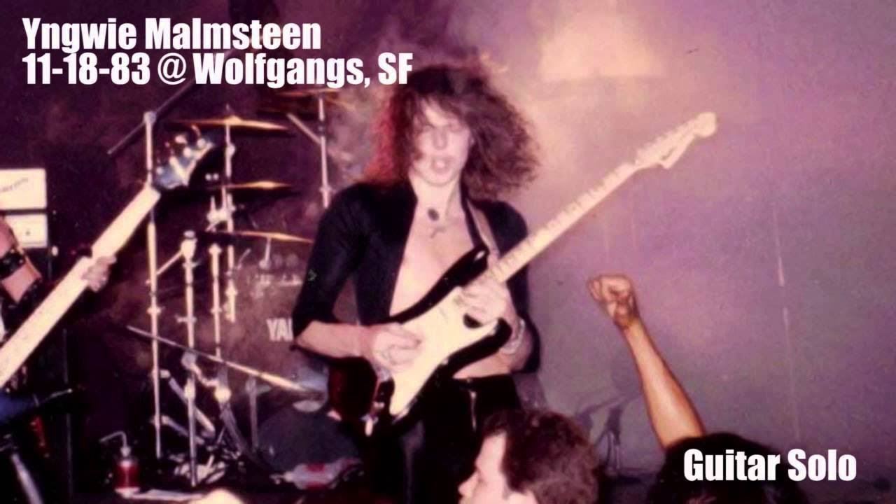 The Virtuosity of Yngwie Malmsteen -- Music I Love with AL NEWPORT