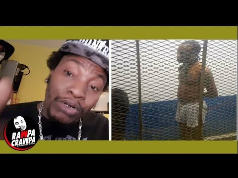 Tommy Lee Picture Of Him In Custody ( 22 May 2018 ) Rawpa Crawpa Vlog