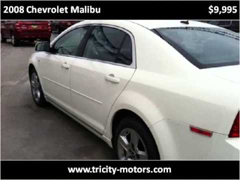 2008 chevrolet malibu used cars somerset ky youtube for T t motors somerset kentucky
