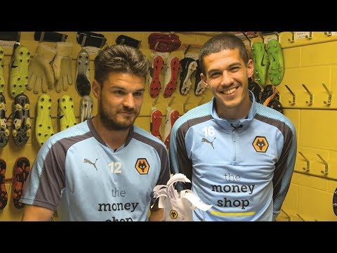 The Question Tankard - Ben Marshall and Conor Coady - Part One