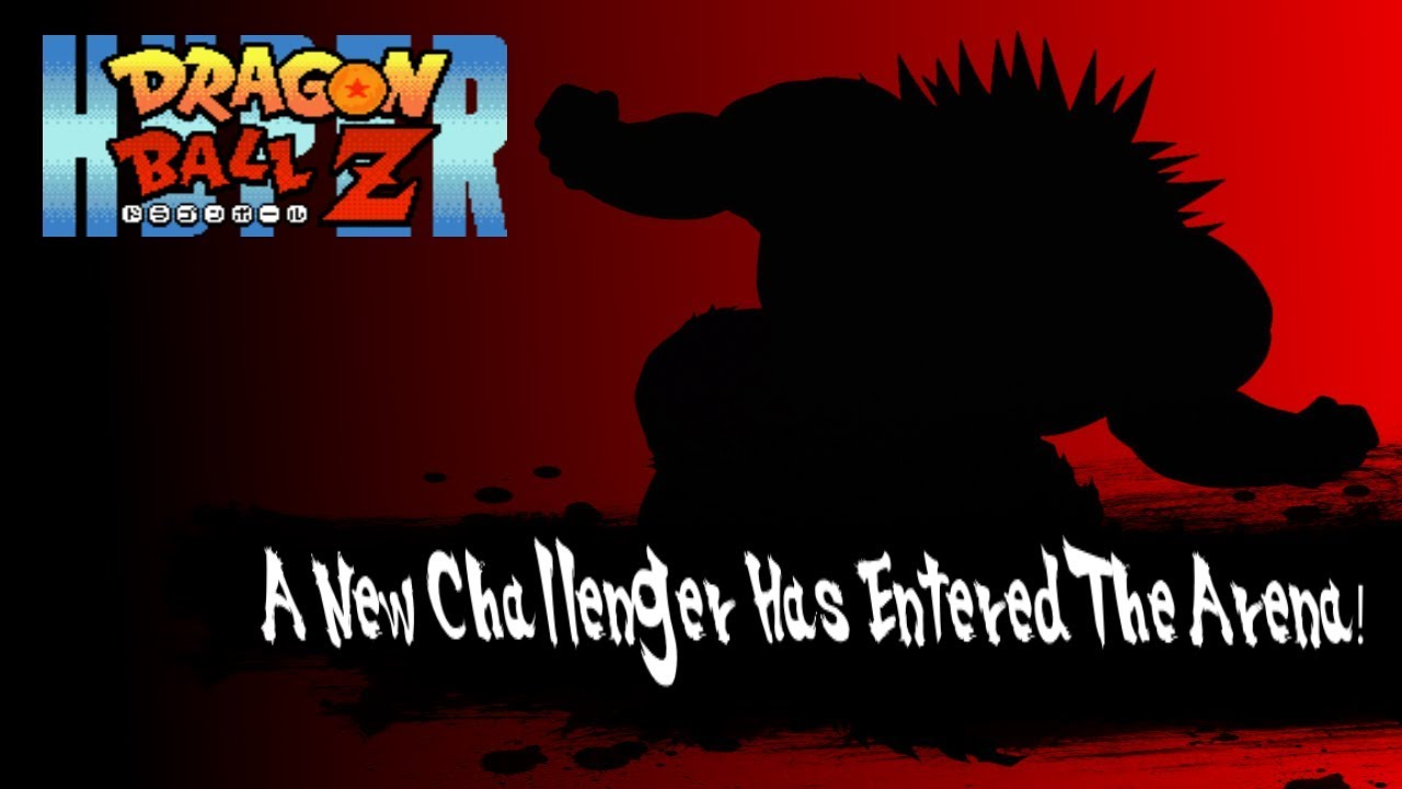 A NEW CHALLENGER HAS ENTERED THE ARENA! Hyper Dragon Ball Z - YouTube