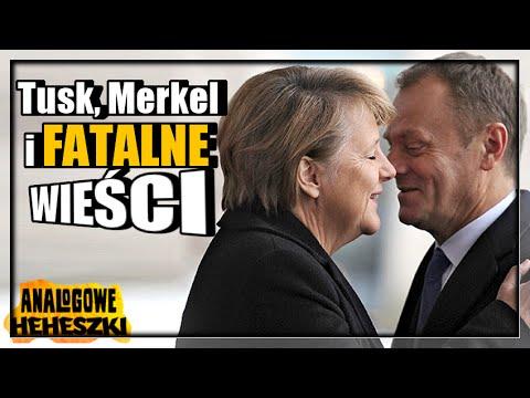 Analogowe Heheszki #336 - Donald Tusk Angela Merkel i FATALNE WIEŚCI