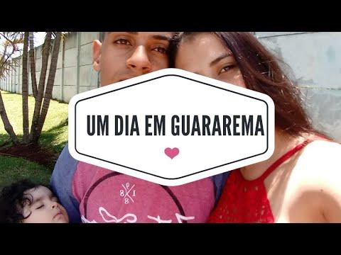 VLOG - Um dia em guararema , baby Ana Laura conhece guararema ❤