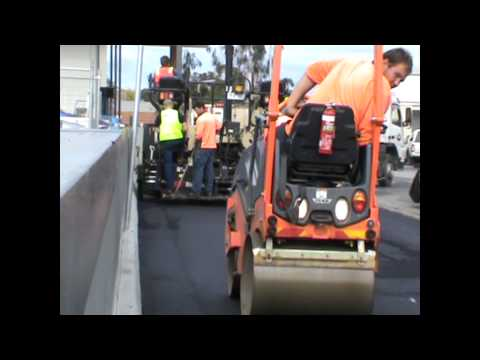Asphalt paving in Pakenham VIC.(part 1)